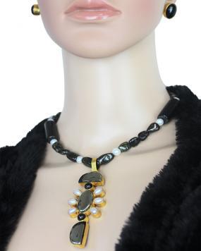 Ella Pixie Necklace Set ....