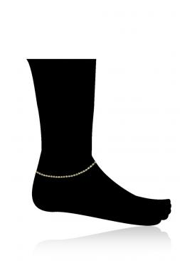 Bo'Bell AD Sequence Trail Elegant Bolly Anklet/GOLDEN