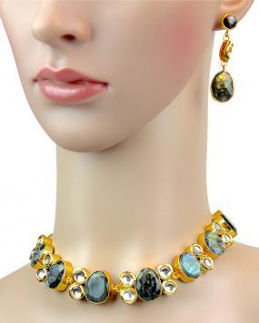 Lyra Dreamy Necklace Set....