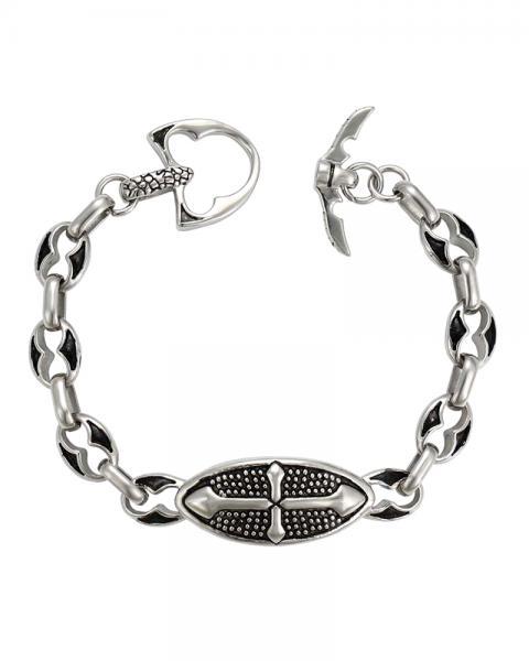 Charlotte Cross Bracelet