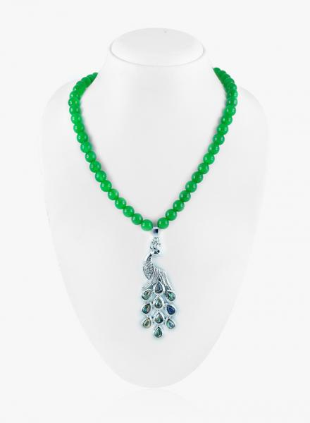 Alluring Down-to-Earth Malaysian Green Jade Combo.