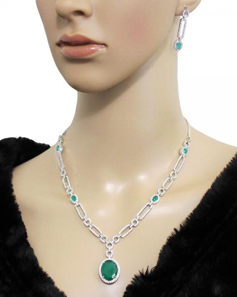 Starlit Mary Necklace Set