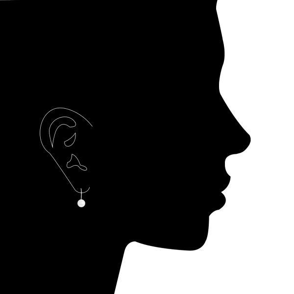 Pair this earrings with career or weekend wear.