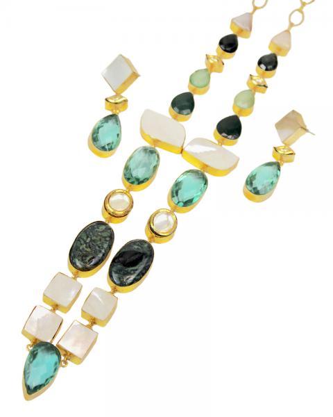 Ella Winter Necklace Set