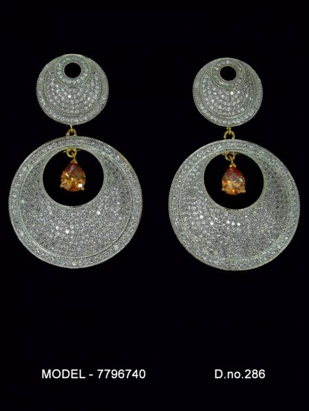Dress to impress with this earring.