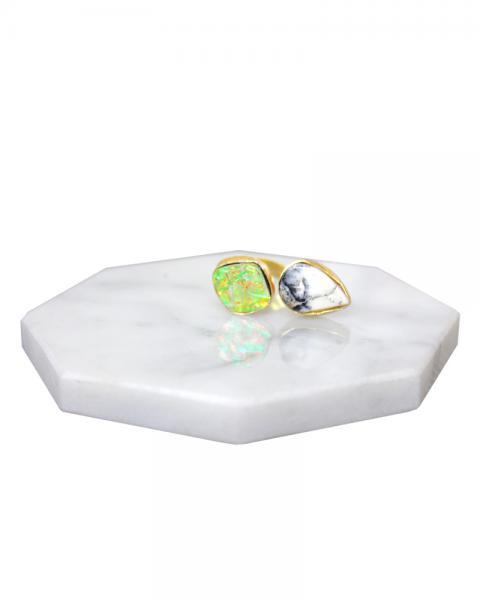 Gemini Glare Ring