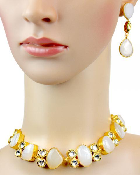 Caroline Rose Necklace Set