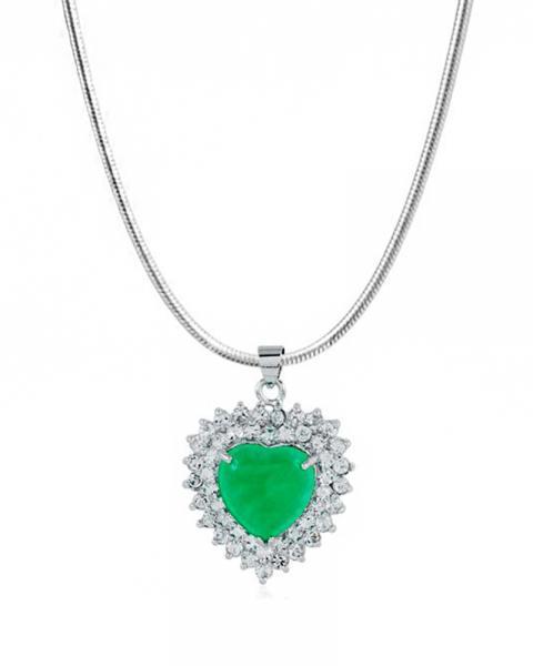 Heart of Jade