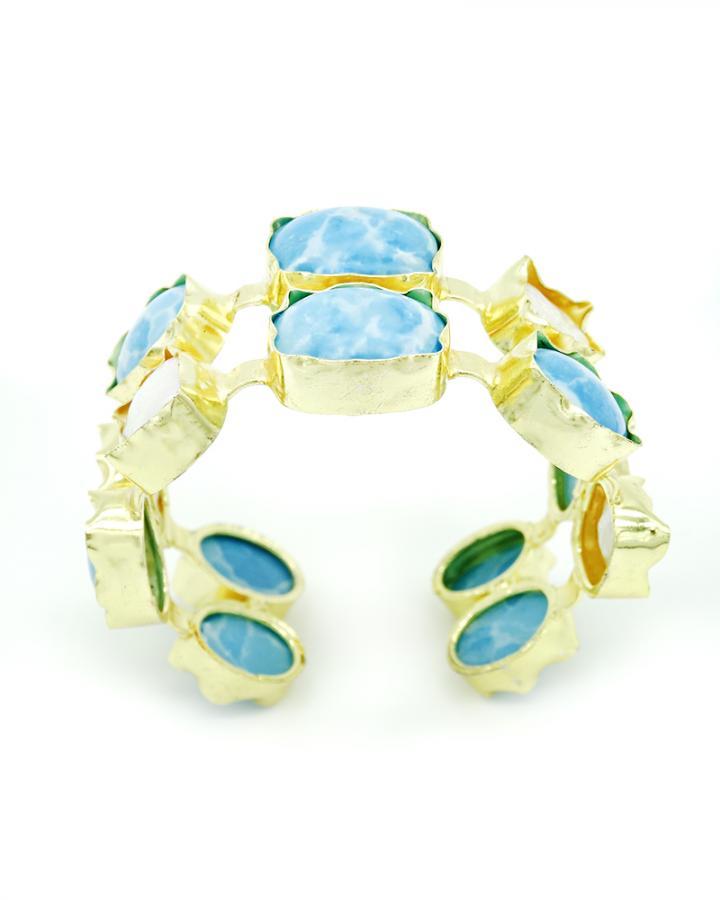 Azure Agate Handcuff