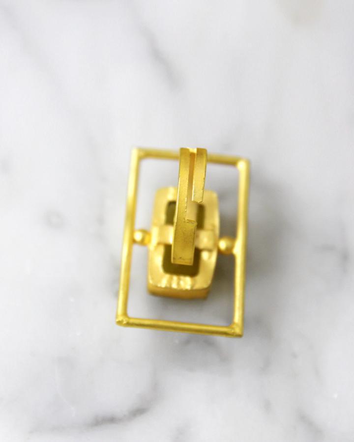 Marigold Mystic Ring