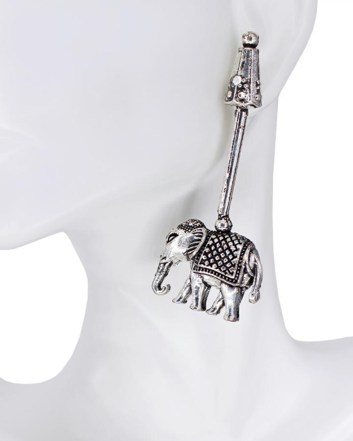 Elephant Tusk Dangler