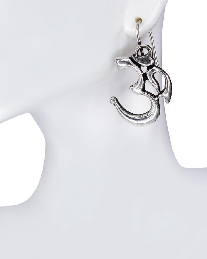 Om Shakti Earrings