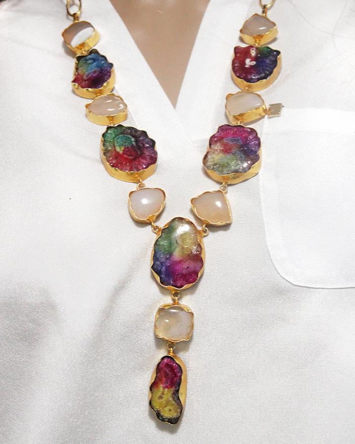 Rapunzel Necklace Set