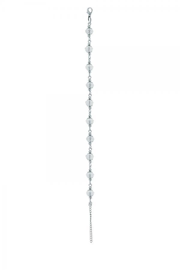 Bo'Bell Fashion Bracelet for Women (Silver)