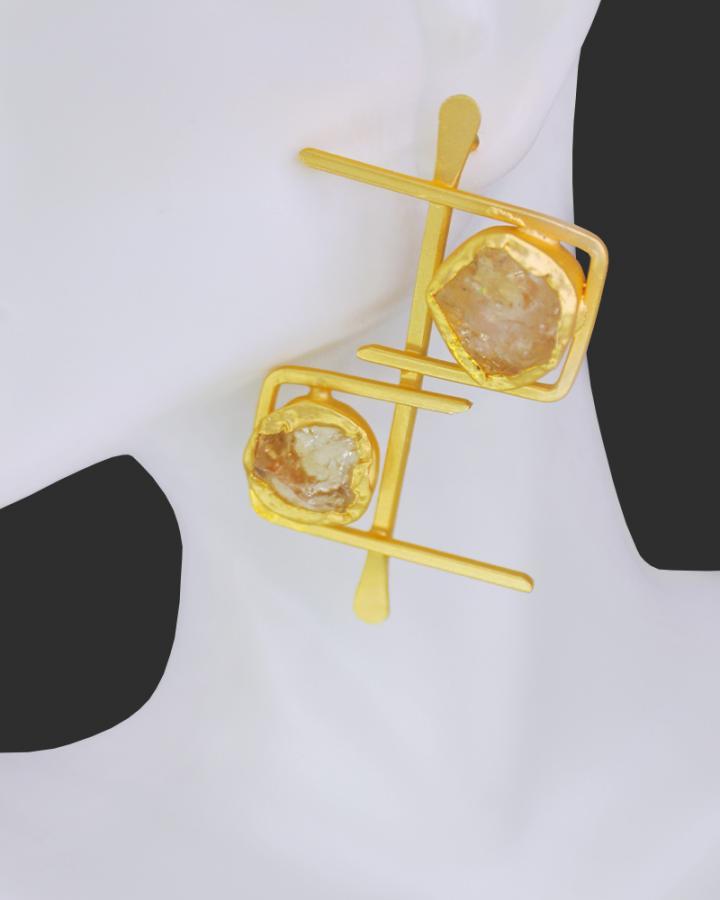 Raven Arch Earrings