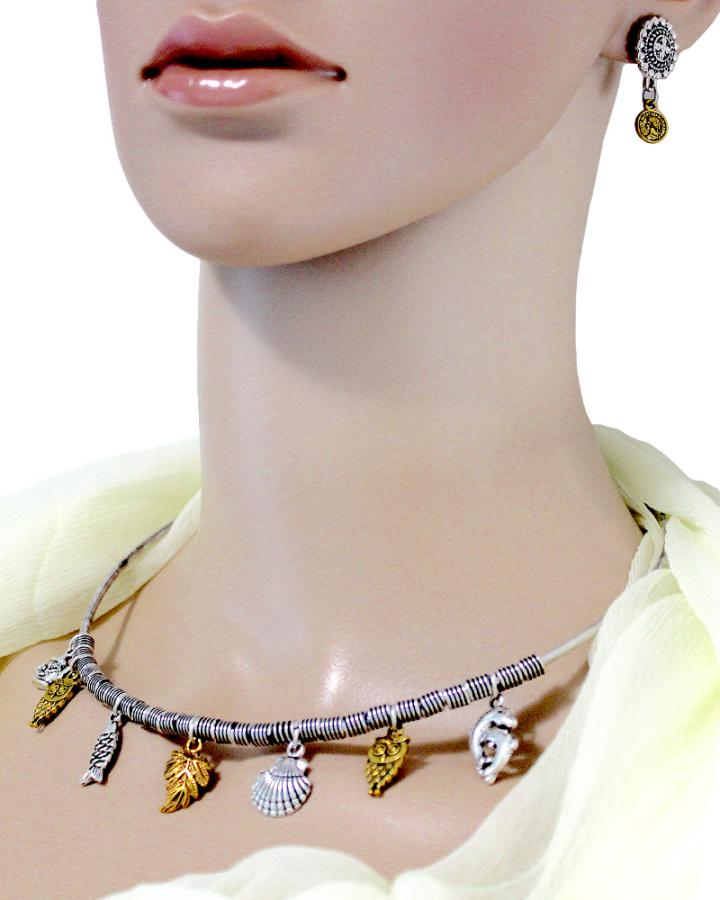 Nature Valley Neckpiece Set