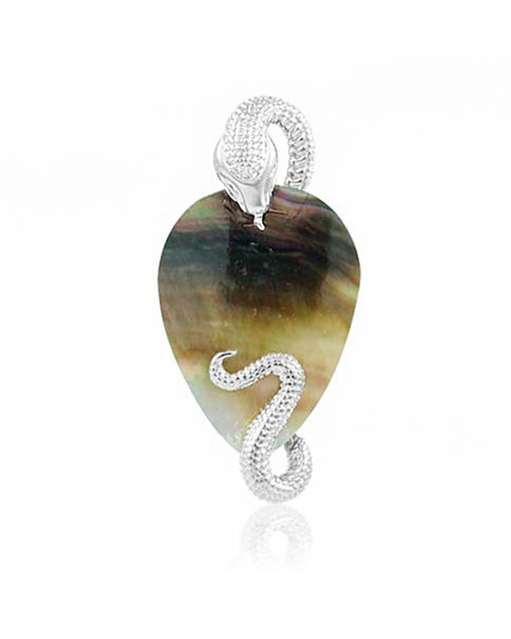 Snake Caged Shell