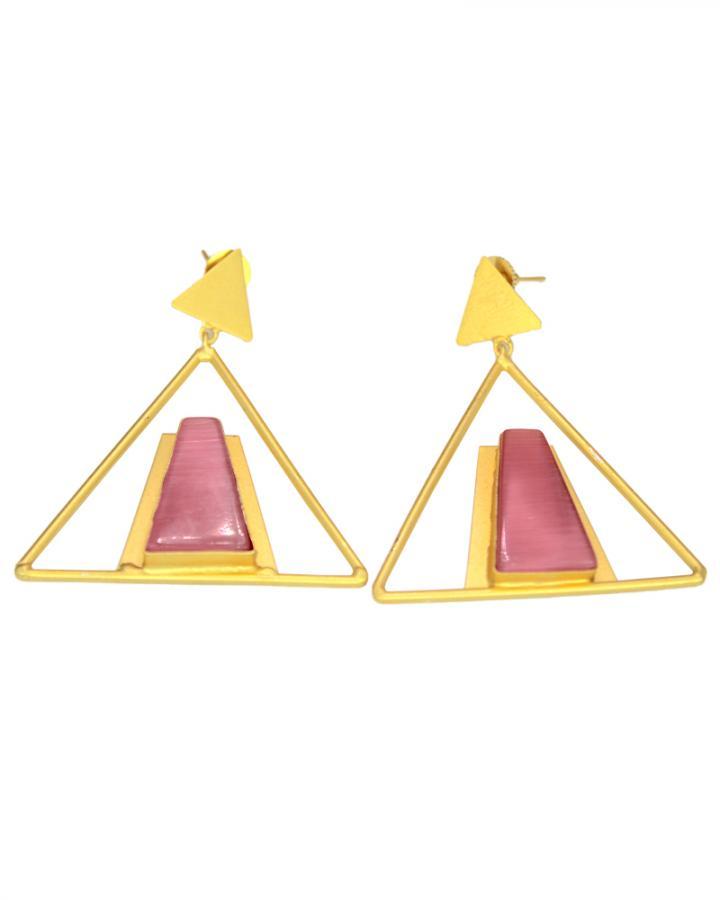 Love Triangle Danglers